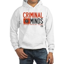 Criminal Minds FBI BAU Hoodie