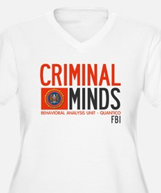 Criminal Minds FBI BAU T-Shirt