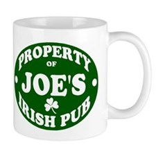 Joe's Irish Pub Mug