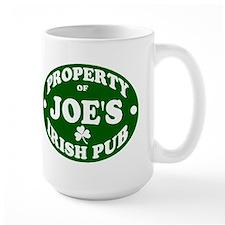 Joe's Irish Pub Mug
