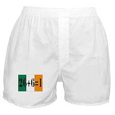 Irish pride Boxer Shorts