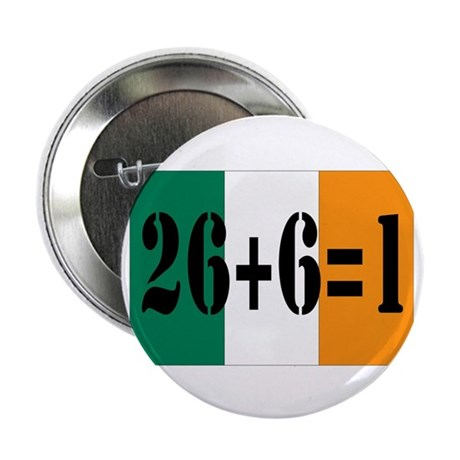 "Irish pride 2.25"" Button (100 pack)"