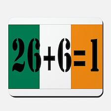 Irish pride Mousepad