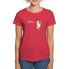 Facebook Stalking Women's Dark T-Shirt
