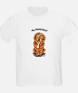 Red Chow Manipulate T-Shirt