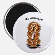 """Red Chow Manipulate 2.25"""" Magnet (100 pack)"""