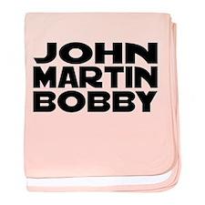 JMB baby blanket