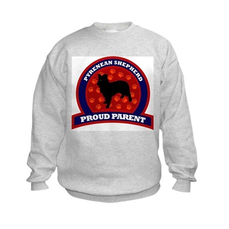 Pyrenean Shepherd Kids Sweatshirt