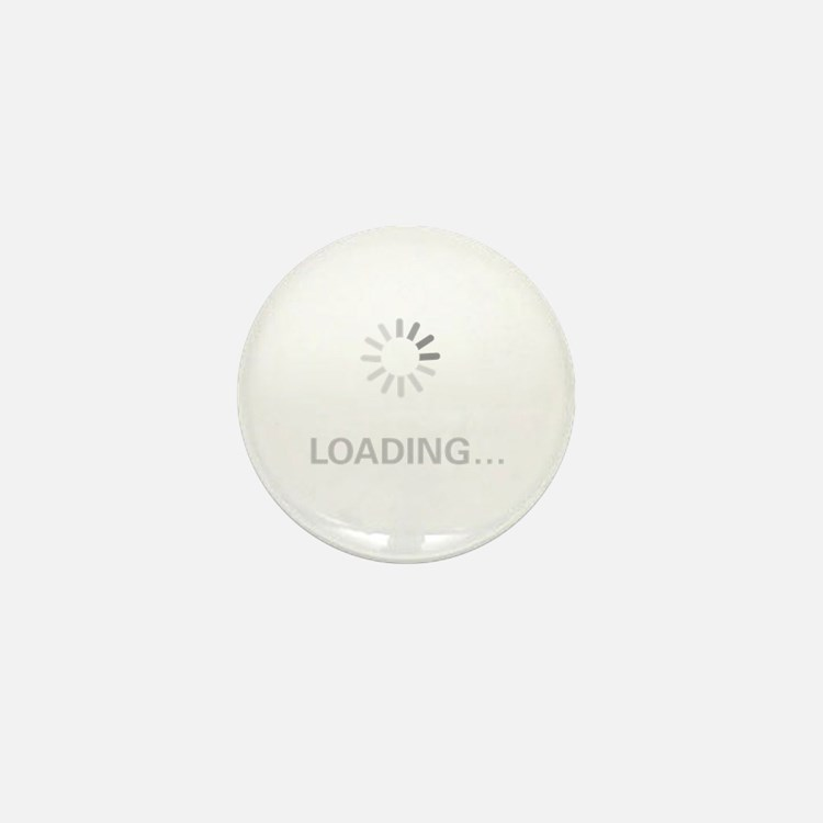 Loading Circle - Mini Button