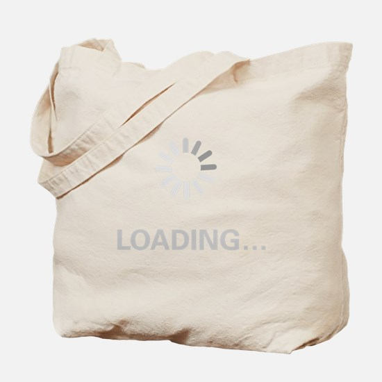 Loading Circle - Tote Bag
