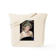 HRH Princess Diana Tote Bag