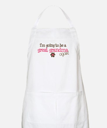 going to be a grandma BBQ Apron