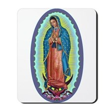 1 Lady of Guadalupe Mousepad