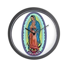 1 Lady of Guadalupe Wall Clock