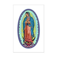 1 Lady of Guadalupe Posters