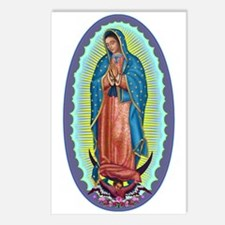 1 Lady of Guadalupe Postcards (Package of 8)
