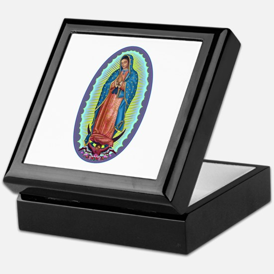 1 Lady of Guadalupe Keepsake Box