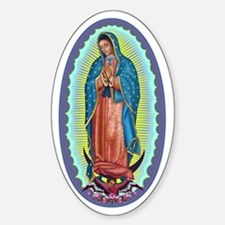 1 Lady of Guadalupe Decal