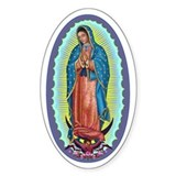 Our lady of guadalupe Single
