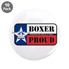 """HBR Boxer Proud 3.5"""" Button (10 pack)"""