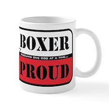 Boxer Proud Mug