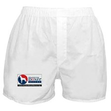 Cute Houston rescue Boxer Shorts
