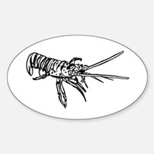 Spiny Lobster Decal