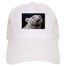 We Are What We Believe Baseball Cap