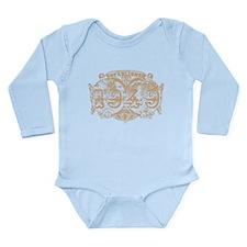 Established 1949 Long Sleeve Infant Bodysuit