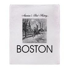 ABH Boston Throw Blanket