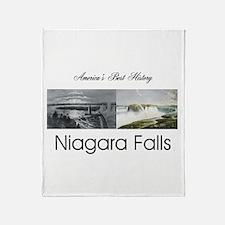 ABH Niagara Falls Throw Blanket