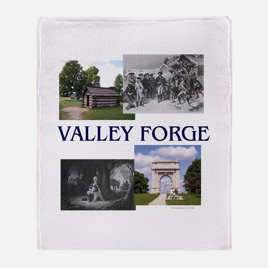 ABH Valley Forge Throw Blanket