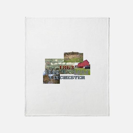 ABH Winchester Throw Blanket