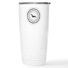 Dachshund Travel Coffee Mug