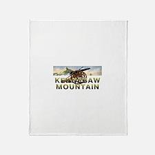 ABH Kennesaw Mountain Throw Blanket