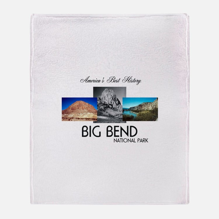 ABH Big Bend Throw Blanket
