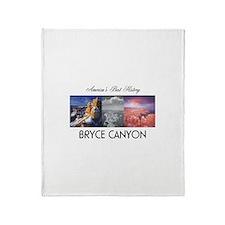 ABH Bryce Canyon Throw Blanket