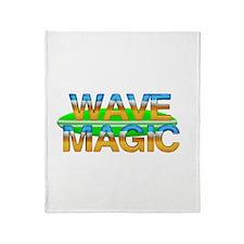 TOP Wave Magic Throw Blanket