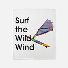 TOP Windsurfing Throw Blanket