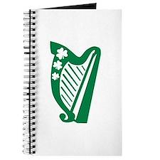 Irish harp Journal