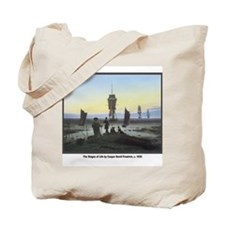Friedrich Stages of Life Tote Bag