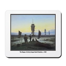 Friedrich Stages of Life Mousepad