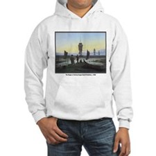 Friedrich Stages of Life (Front) Hoodie