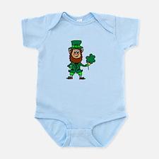 Leprechaun Infant Bodysuit