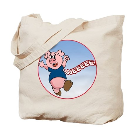 The Wee Piggy Tote Bag