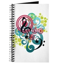 Music Swirl Journal