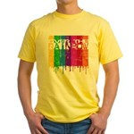 Over the Rainbow Yellow T-Shirt