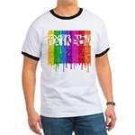 Over the Rainbow Ringer T