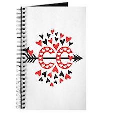 Cross Country Running Love Journal