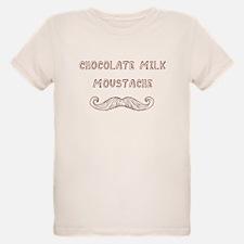 Chocolate Milk Moustache T-Shirt